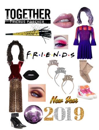 BFF New Years