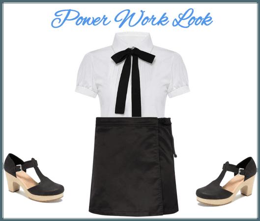Power Work Look