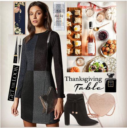 Happy Thanksgiving 😊