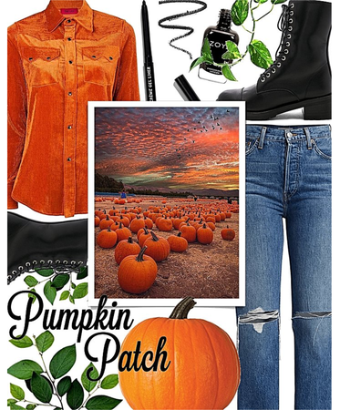 FALL 2020: Pumpkin Patch Fun!