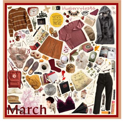 March Moodboard
