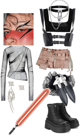 what i would wear in Star Wars 🚨pt 1