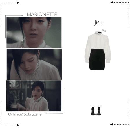 MARIONETTE (마리오네트) [Jisu] 'Only You' M/V | Solo Scene