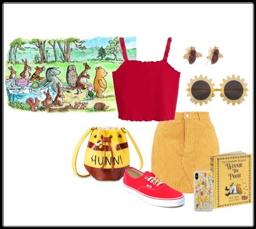 Winnie the Pooh: Disney Bound