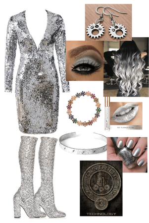 District 3 Chariot Outfit