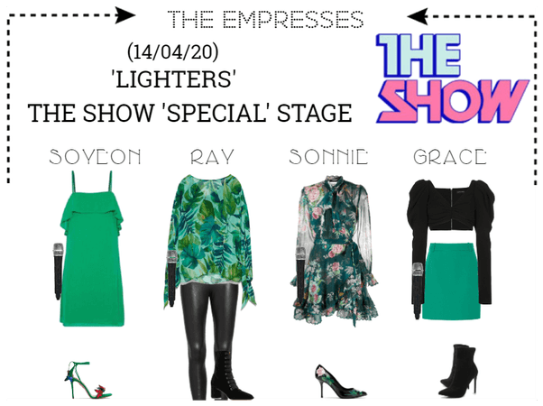 [EMPRESS] 'LIGHTERS'| THE SHOW
