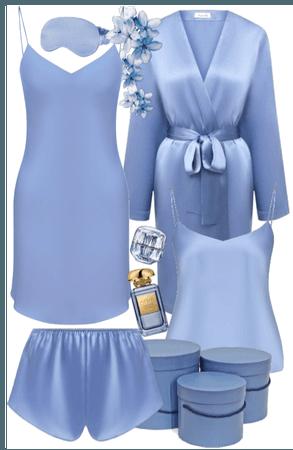 who wants silk pajamas as a gift?)