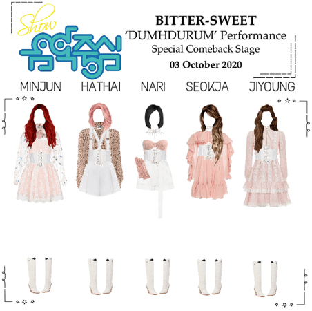 BITTER-SWEET [비터스윗] Show! Music Core 201003