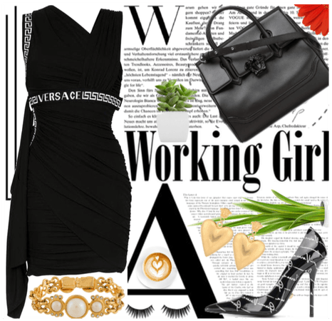 Versace - Working Girl