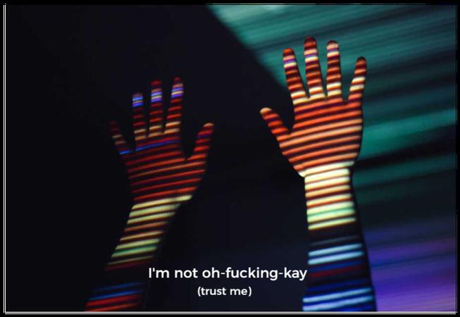 I'm Not Okay (I Promise) // My Chemical Romance