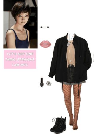 Hana Nakamura Inspired Outfit (Hemlock Grove) (1)