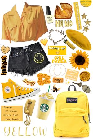 Yellow Aesthetic 💛