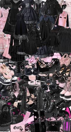draculaura's closet