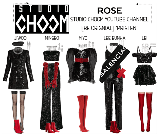 {RoSE} Studio Choom 'PRISTEN'