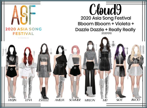 Cloud9 (구름아홉) | 2020 Asia Song Festival | 20201010