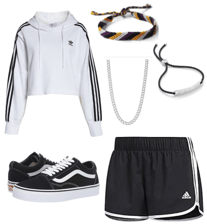 My Usual School Outfit
