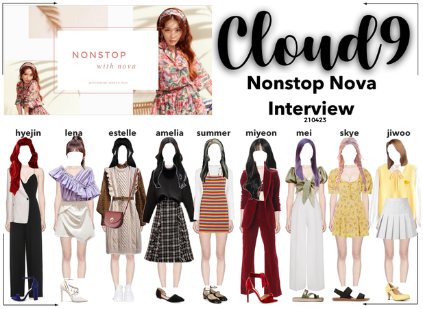 Cloud9 (구름아홉) | Nonstop Nova Interview