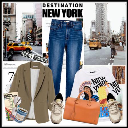 Next Destination: New York