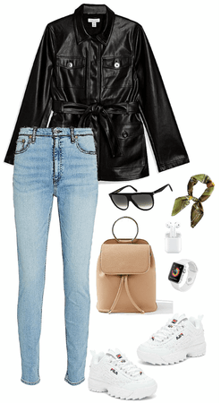 everyday simple chic outfit