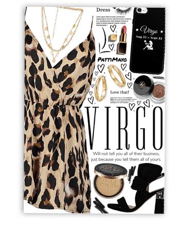 VIRGO & LEOPARD ♍️🐆