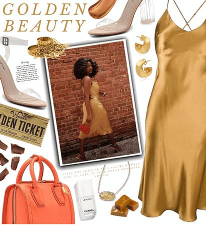 Golden Beauty.