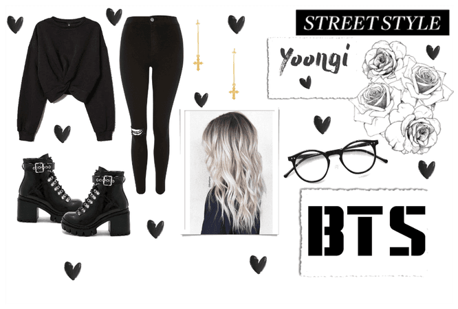 BTS ~Min yoongi outfit~