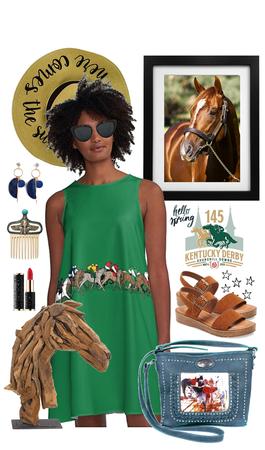 Sebring Was a Racehorse | Early Kentucky Derby