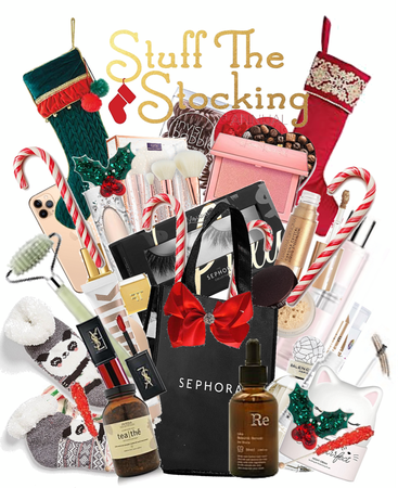 Stuff Your Stocking With Sephora and Candy!