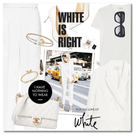 White is Right