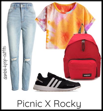 Picnic X Rocky