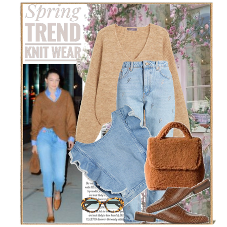 Spring Trend - Knit Wear