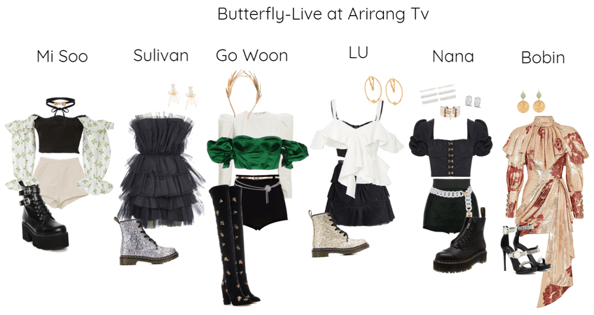 Butterfly-Live at Arirang Tv