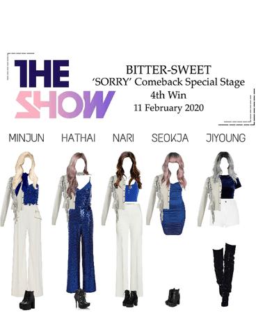 BITTER-SWEET [비처스윗] The Show 200211