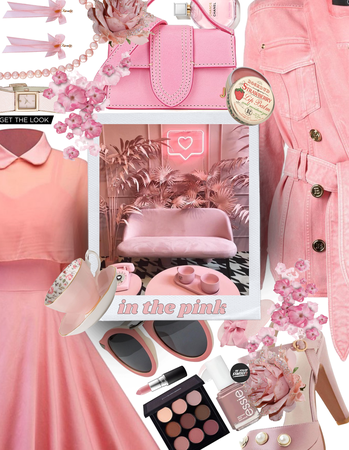 Get The Look: Vintage Dusty Pink