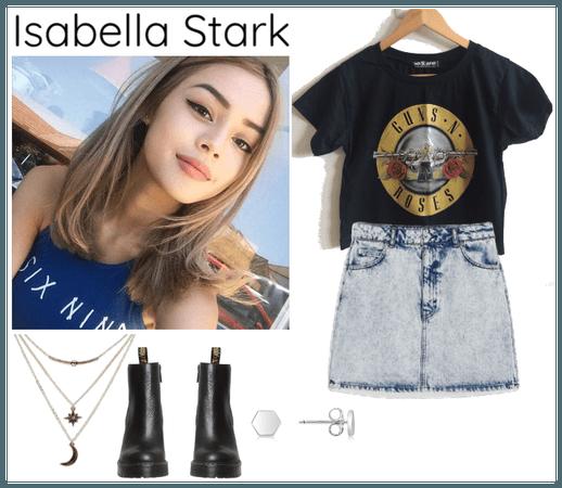 Isabella Stark (MCU)