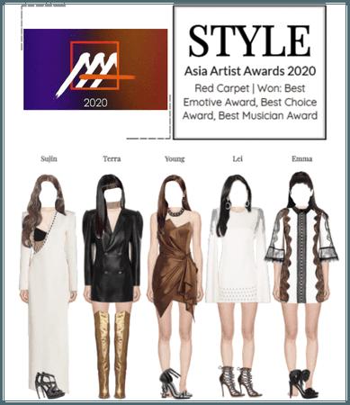 STYLE Asia Artist Awards 2020