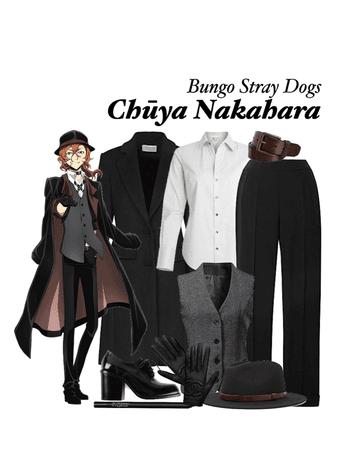 BUNGO STRAY DOGS: Chūya Nakahara
