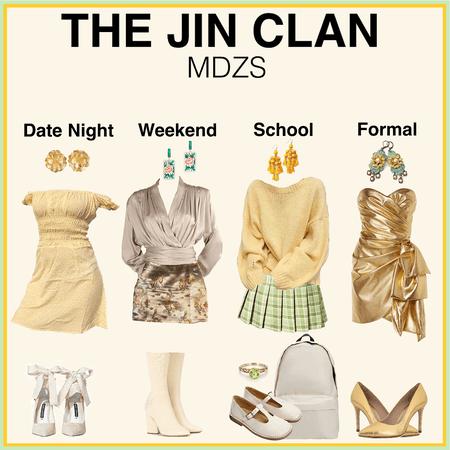 MDZS: The Jin Clan