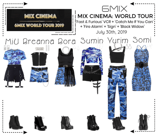 《6mix》Mix Cinema | Mexico City