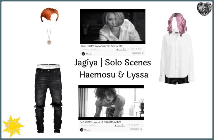 Dei5 Jagiya MV | Solo Scene | Haemosu & Lyssa