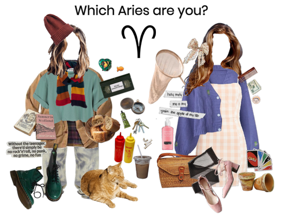 Which Aries are you?