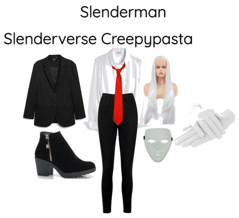 Slenderman (Slenderverse-Creepypasta)