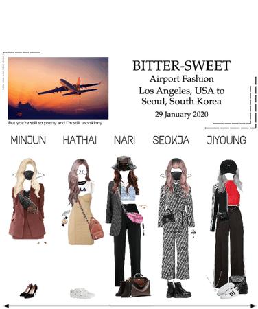 BITTER-SWEET [비터스윗] Airport Fashion 200129
