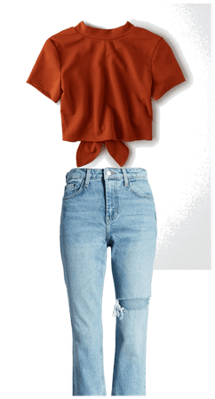 teen age outfit