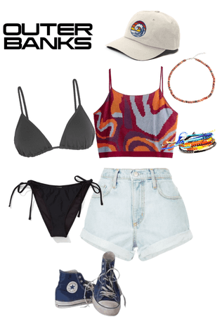 outer banks inspired fit