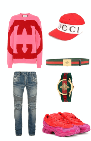 "Gucci ""Valentines"" Fit"