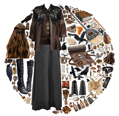 medieval bird tamer