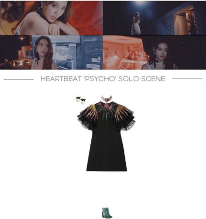 [HEARTBEAT] 'PSYCHO' JIAE SOLO SCENE