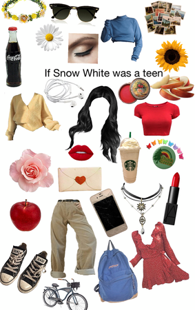 If Snow White was a teen