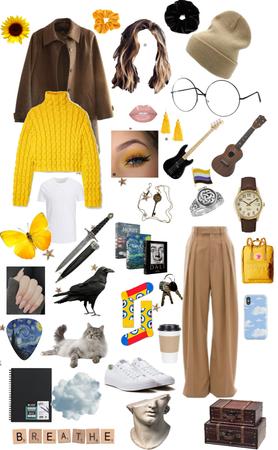 Art Academia—Yellow/Sunflower
